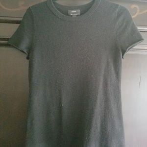 Jcrew cashmere tshirt